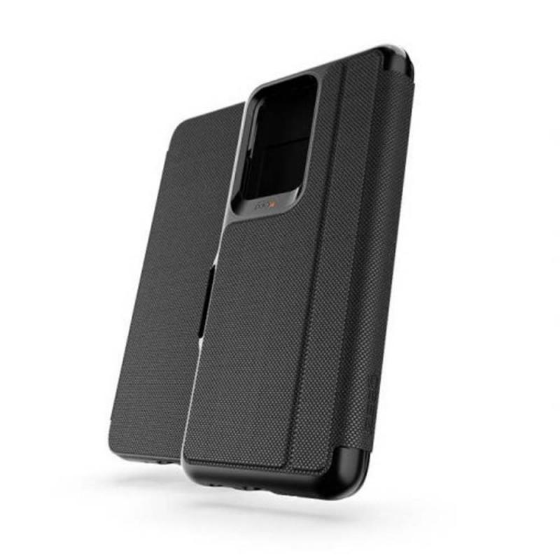 GEAR4 D3O Oxford Eco Samsung Galaxy S20 Ultra (Black)