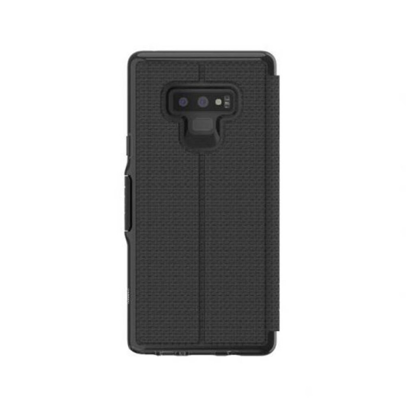 GEAR4 D3O Samsung Galaxy Note 9 Oxford - Black