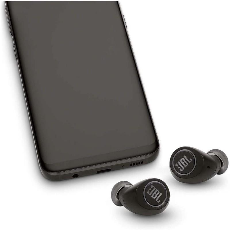 JBL EARPHONE FREE WIRELESS BLACK