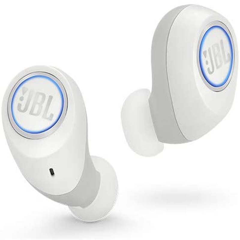 JBL EARPHONE FREE X TRULY WIRELESS WHITE