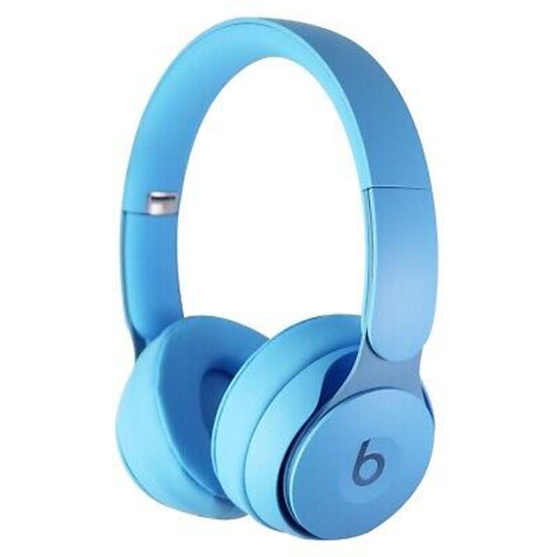 BEATS HEADPHONE SOLO PRO WIRELESS MRJ92 LIGHT BLUE