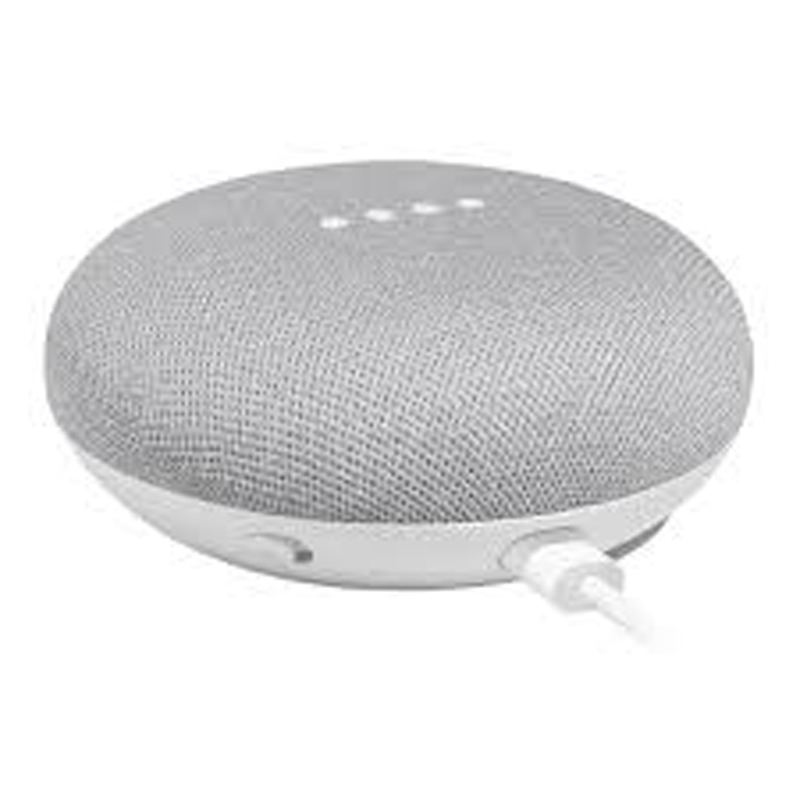 GOOGLE SPEAKER HOME MINI WIRELESS (CHARCOAL, CHALK)