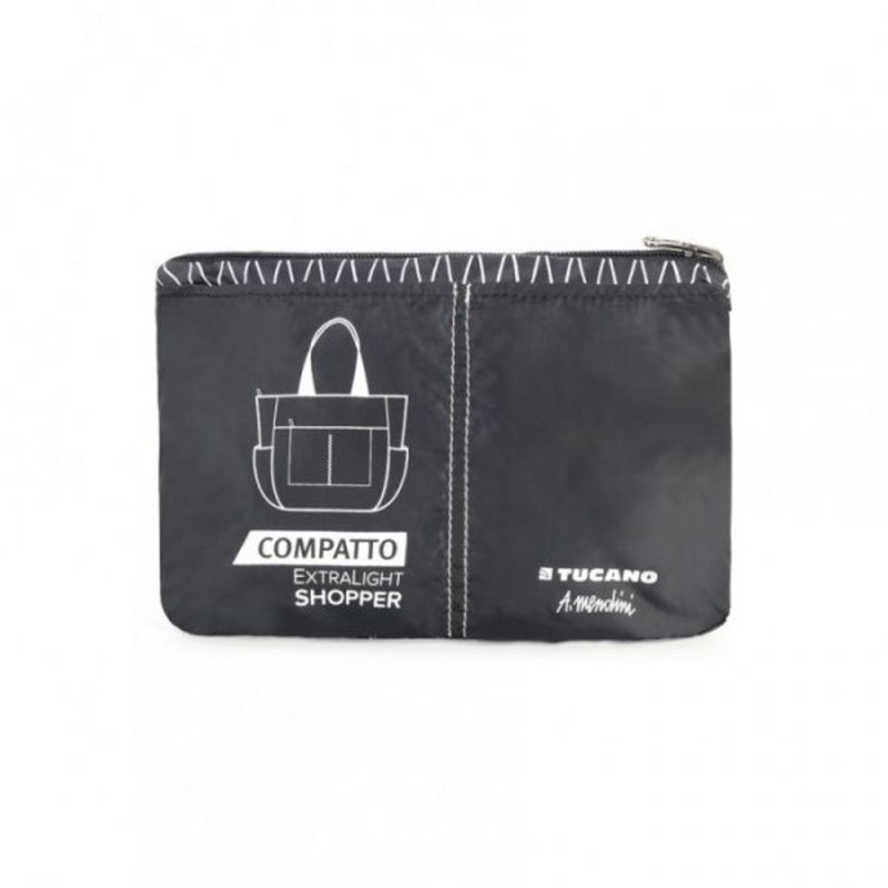TUCANO BPCOSH-MENDINI Compatto Pop Shopper - Black