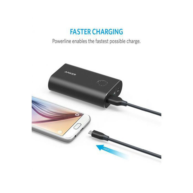 Anker Powerline Micro USB Cable 10ft