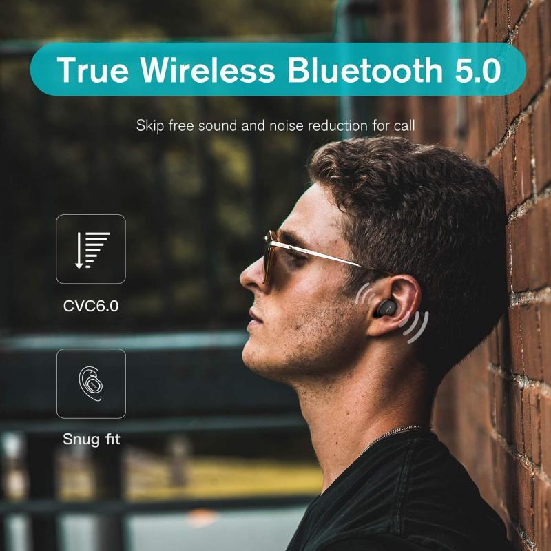 QCY T1C TWS Bluetooth Earphones
