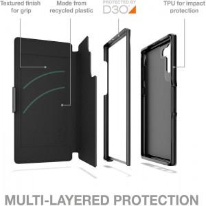 GEAR4 D3O Samsung Galaxy Note 10 Plus Oxford - Black