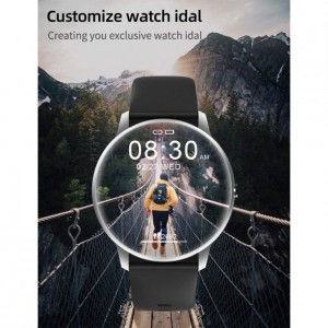 Xiaomi IMILAB Smart Business 3D Curved Watch KW66-Black