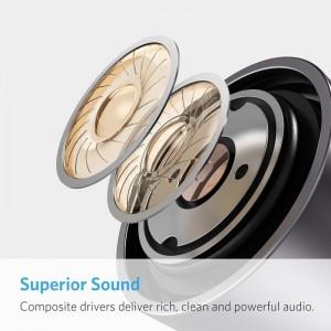 Anker SoundBuds Life Silver