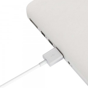 MOSHI USB Cable with Lightning Connector (3m) White