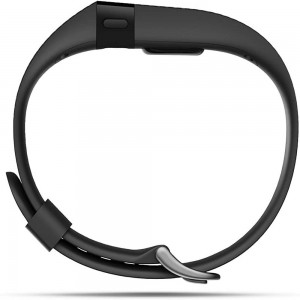 FITBIT ACTIVITY TRACKER CHARGE HR WRISTBAND SMALL BLACK
