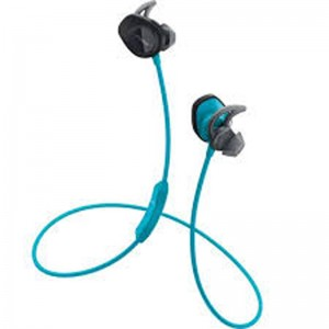 BOSE EARPHONE SOUNDSPORT WIRELESS AQUA