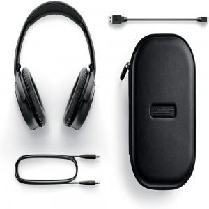 BOSE HEADPHONE QUIETCOMFORT 35 2 BLACK