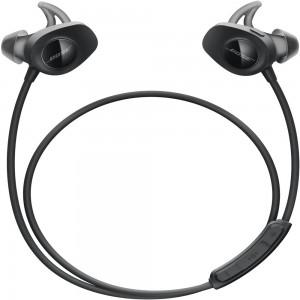 BOSE EARPHONE SOUNDSPORT WIRELESS BLACK