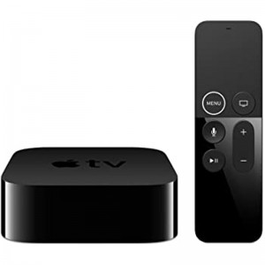 APPLE TV 3RD GENERATION MD199 BLACK