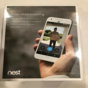 NEST HELLO VIDEO DOORBELL NC5100