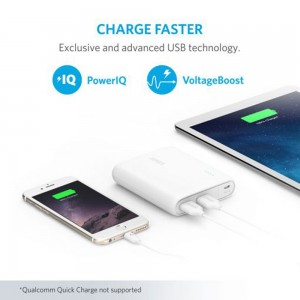 Anker PowerCore 10400 mAh – White