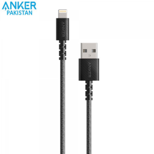 Anker PowerLine Select+ USB Cable With Lightning Connector 3ft