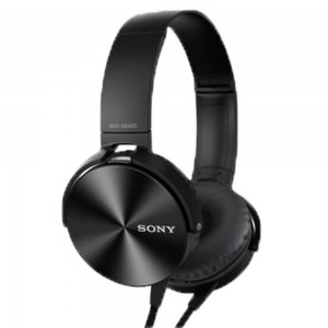 SONY MDR-ZX310AP Overhead Headphone with Mic